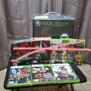 Xbox360本体【エリート120GB】ソフト3本付き