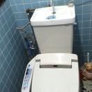 INAX:シャワートイレ便座:取りに来てくれる方