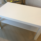 IKEA LACK コーヒーテーブル 白