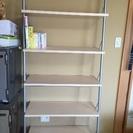 本棚 はしご型5段