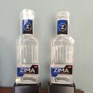 【非売品】ZIMA ライト2つセット(ネオン)
