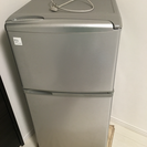 SANYO 109L 冷蔵庫〈2010年製〉