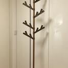 [最終商談中]突っ張りポールハンガー あいツリー