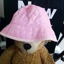 新品ラルフローレン帽子46cm