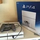 【値下げ!】PS4  白  500...