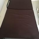 【値下げしました】折りたたみベッド
