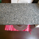 大理石テーブル 100㎝×50㎝