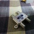 日本アンテナ 3分配器 D3W 2.6GHz