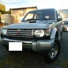 H9 パジェロ Mルーフワイドエクシード 2.8TD 4WD 10100