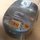 【取引終了】象印 炊飯器 2010年製