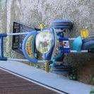 (お話し中)ミッキーの三輪車