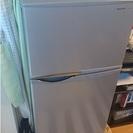◆SHARP 冷蔵庫 SJ-H12W(シルバー) 美品!◆東京・世田谷