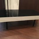リビングテーブル☆ガラスローテーブル