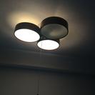 「ミッドセンチュリー調」天井ライト無料でさしあげます。