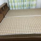 シングルベッド(フランスベッド)あげます