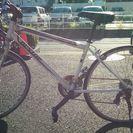 ダンロップ製クロスバイク(現状渡し)
