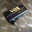 【VOX】Classic Rock amplug ヘッドホンアンプ...