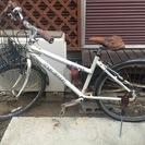 【終了】ルイガノ クロスバイク(LGS-TR2) 26型