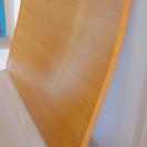 【木材】ダブルベッドの頭側の板