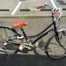 【取引中】ブリジストンの自転車ロココ。