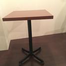 テーブル  カフェ向き