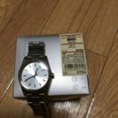 腕時計 無印良品  シンプル