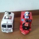 おもちゃ Dizney RESORT購入  ミッキー2点セット