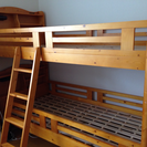 二段ベッド 宮付き
