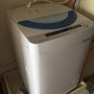 SHARP 2015年製 5kg洗濯機