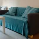 【売切】IKEAのソファベッド