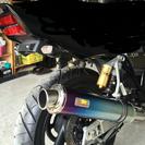 XJR400  4HM  レーシングマフラー  値引き有り‼︎