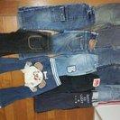 90~95サイズ  12本セット 秋冬用パンツ