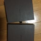 LOUIS VUITTONの箱、紙袋