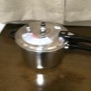 値下げ神田川先生の圧力鍋5.5ℓ