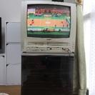 ブラウン管テレビ  20型