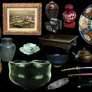 骨董品・茶道具・絵画・掛軸・美術品・古い物を出張買取致します。