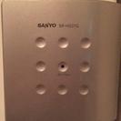 SANYO製冷蔵庫です。