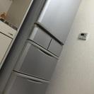 シャープ ノンフロン冷凍冷蔵庫 414ℓ 2012年製