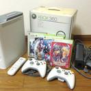 xbox360 60GB ソフトつき【ゲーム、xbox360、etc】
