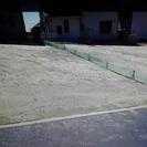 貸し土地 27.5坪(資材置き場、駐車場、家庭菜園) ※現状更地、...