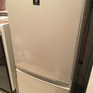 SHARP 2ドア 137L 冷蔵庫 ☆取りに来てくれる方!