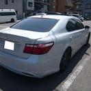 レクサス LS460バージョンSIパッケージ 車検30年5月まで − 大阪府
