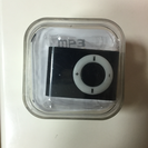 MP3プレイヤー ブラック