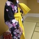 日本舞踊体験レッスン 500円 7月4日㈫7月18日㈫