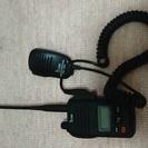 アイコム IC-UH37CTM アナログ式  業務無線機セット