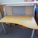 コーナーデスク 事務机 パソコンデスク 作業台 学習机 1607
