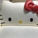 キティちゃん 2人掛けソファー