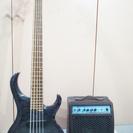 Ibanez BTB 405qm 5弦ベース セット