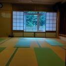 加住市民センターで行うヨガ教室(10月クラス)