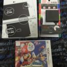 【値下げ】新品未開封3DSソフト付き3点セット